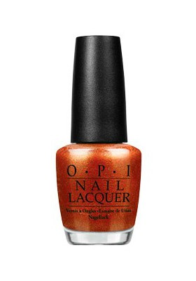 A Woman's Prague-ative (OPI Nail Polish)