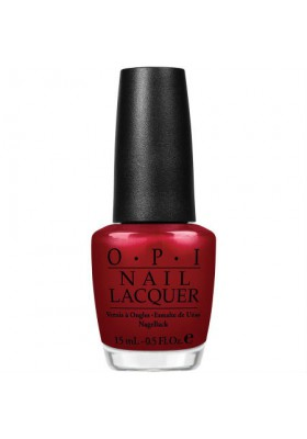 Danke-Shiny Red (OPI Nail Polish)