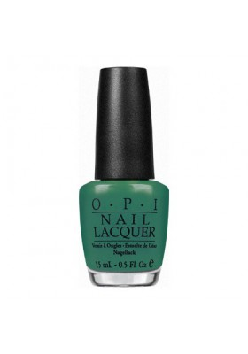 Jade is the New Black (OPI Nail Polish)