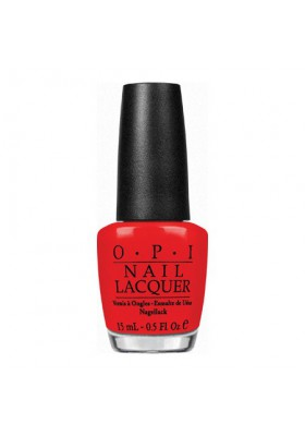 Red My Fortune Cookie (OPI Nail Polish)