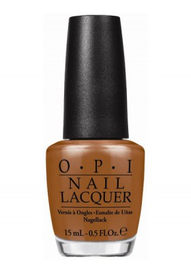 A-Piers to Be Tan (OPI Nail Polish)