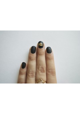 Skull & Cross Bones (Hex Nail Jewelry)