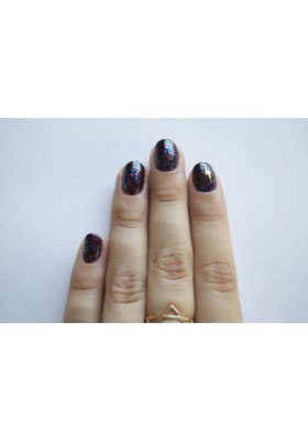 Lightning Bolt (Hex Nail Jewelry)