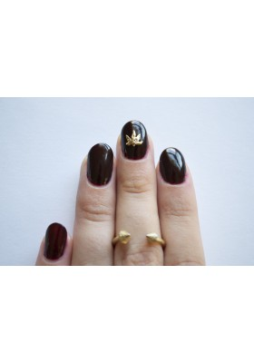 Weed No. 1 (Hex Nail Jewelry)