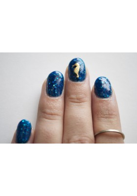 Seahorse (Hex Nail Jewelry)