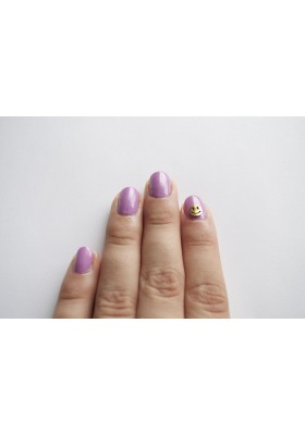 Happy Face (Hex Nail Jewelry)
