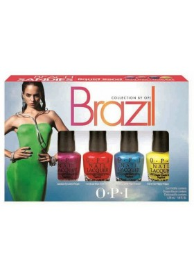 Brazil Beach Sandies Mini Set (OPI Nail Polish)