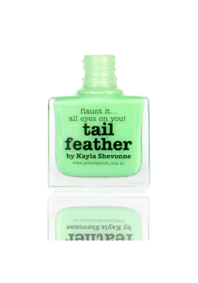Tail Feather (Picture Polish Nail Polish)