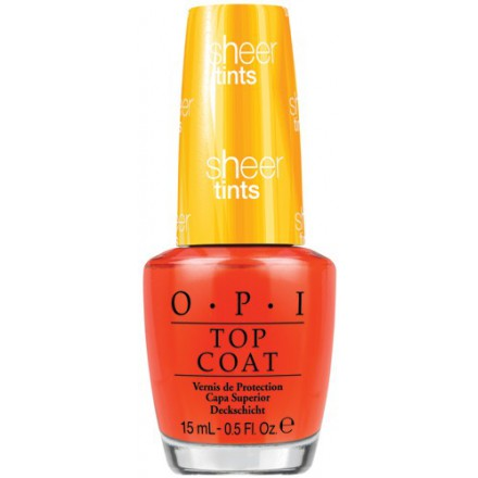 I\'m Never Amberrassed (OPI Nail Polish)