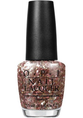 Gaining Mole-Mentum OPI Nail Polish)