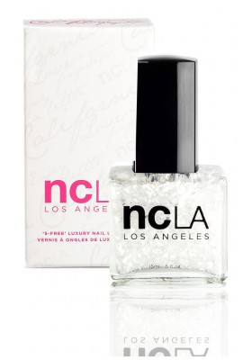 Rough Around the Edges (NCLA Nail Lacquer)