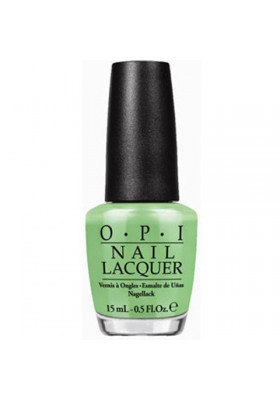 You Are So Outta Lime! (OPI Nail Polish)