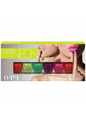 Little Bits of Neon Mini Set (OPI Nail Polish)