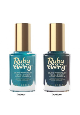Wanted Dead or Alive (Ruby Wing Color Changing Nail Polish)