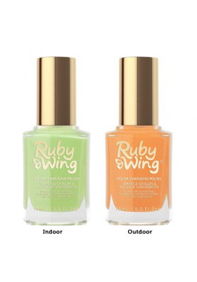 Rodeo (Ruby Wing Color Changing Nail Polish)