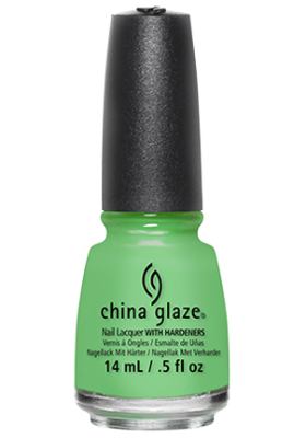 Be More Pacific (China Glaze Nail Polish)