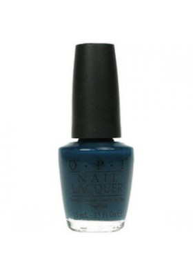 Ski Teal We Drop (OPI Nail Polish)