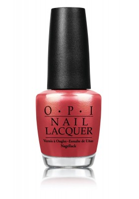 Go with the Lava Flow (OPI Nail Polish)