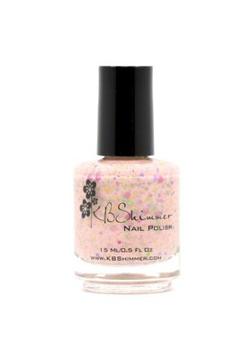 To Peach His Own (KBShimmer Nail Polish)
