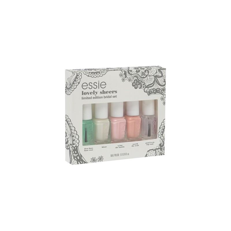 Limited Edition: Lovely Sheers Wedding 2015 Collection Mini Set (OPI ...