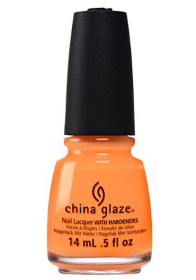 Home Sweet House Music (China Glaze Nail Polish)