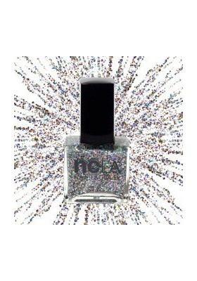Hollywood Hills Hot Number (NCLA Nail Lacquer)