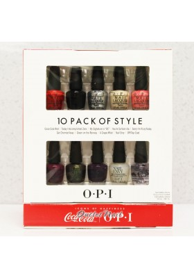 Coca-Cola Red (OPI Nail Polish)