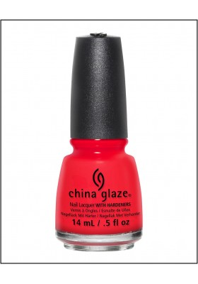 The Heat Is On (China Glaze Nail Polish)