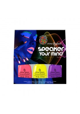 Speaker Your Mind Set (China Glaze Nail Polish)