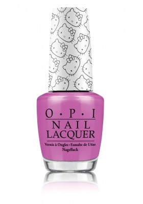 Super Cute in Pink (OPI Nail Polish)