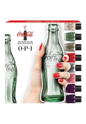 The Perfect Ten Coca Cola 100th Anniversary Mini Collection (OPI Nail Polish)