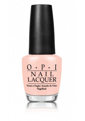 Stop It I'm Blushing! (OPI Nail Polish)