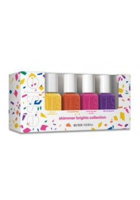 Shimmer Brights Collection Mini Set (Essie Nail Polish)