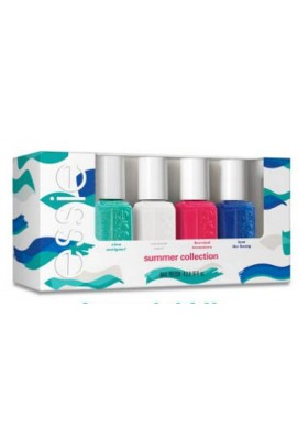 Summer 2016 Collection Mini Set (Essie Nail Polish)