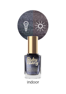 Relaxed Fit (Ruby Wing Color Changing Nail Polish)