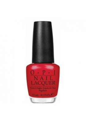 Color So Hot It Berns (OPI Nail Polish)
