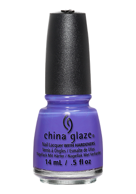 I Got a Blue Attitude (China Glaze Nail Polish)
