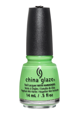 Lime After Lime (China Glaze Nail Polish)