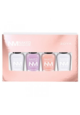 Limited Edition: The NAKED MANICURE™ Women's Travel Kit (Zoya Nail Polish)