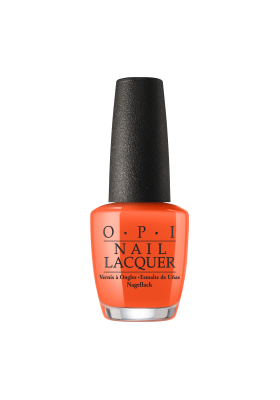 Santa Monica Beach Peach (OPI Nail Polish)