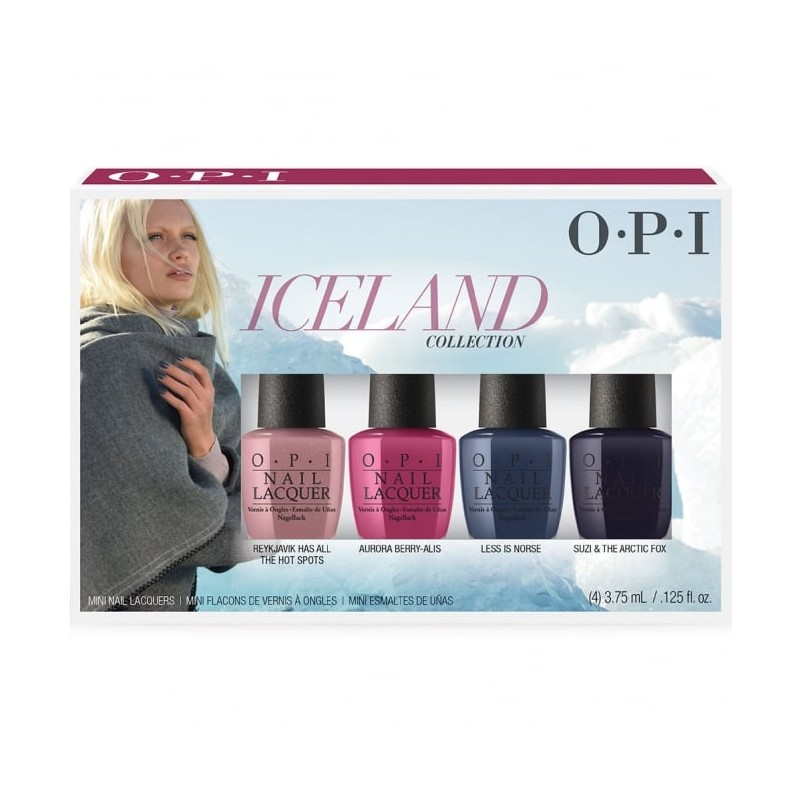 Iceland Collection Mini Set (OPI Nail Polish) | Polish Please ...