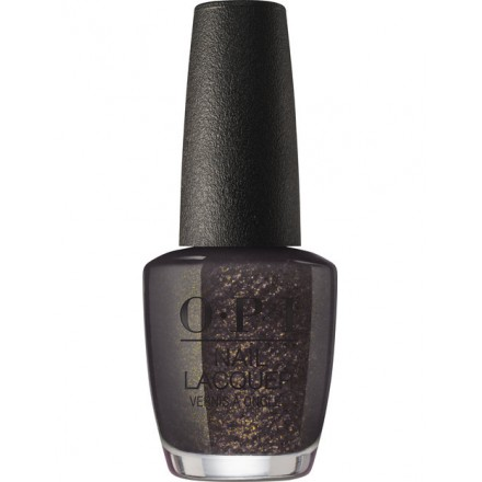 Top the Package with a Beau (OPI Nail Polish)