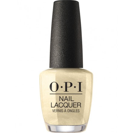 Gift of Gold Never Gets Old (OPI Nail Polish)