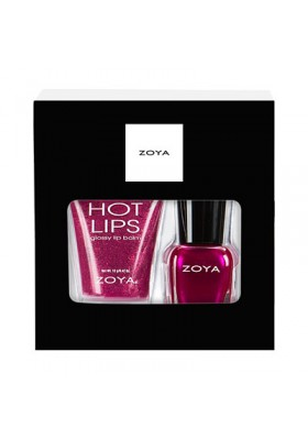 Naught or Nice (Zoya Nail Polish)